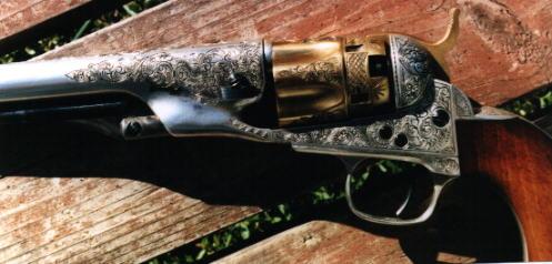 Uberti 1862 Pocket Police