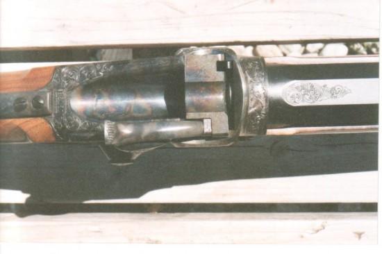 1874 Shiloh Sharps Long Range Express Rifle
