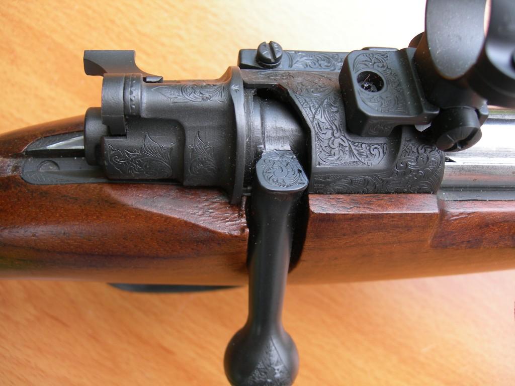 Obendorf bolt knob - .257 Roberts
