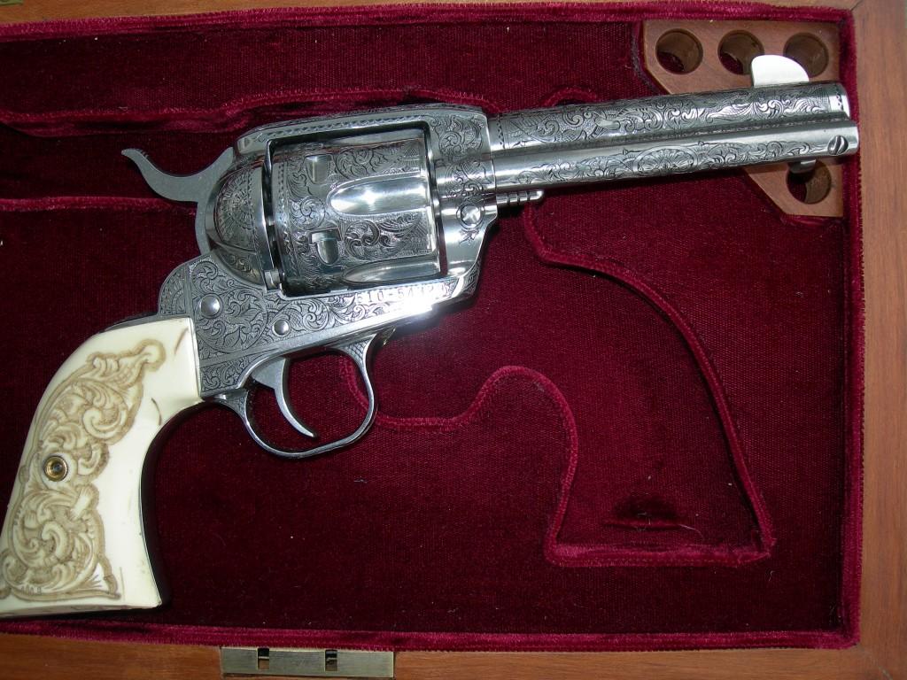 Ruger New Vaquero .45 cal Colt