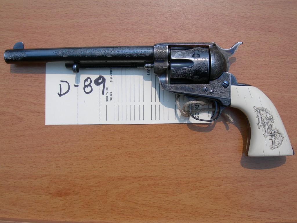 Cimarron Copy of Colt SAA