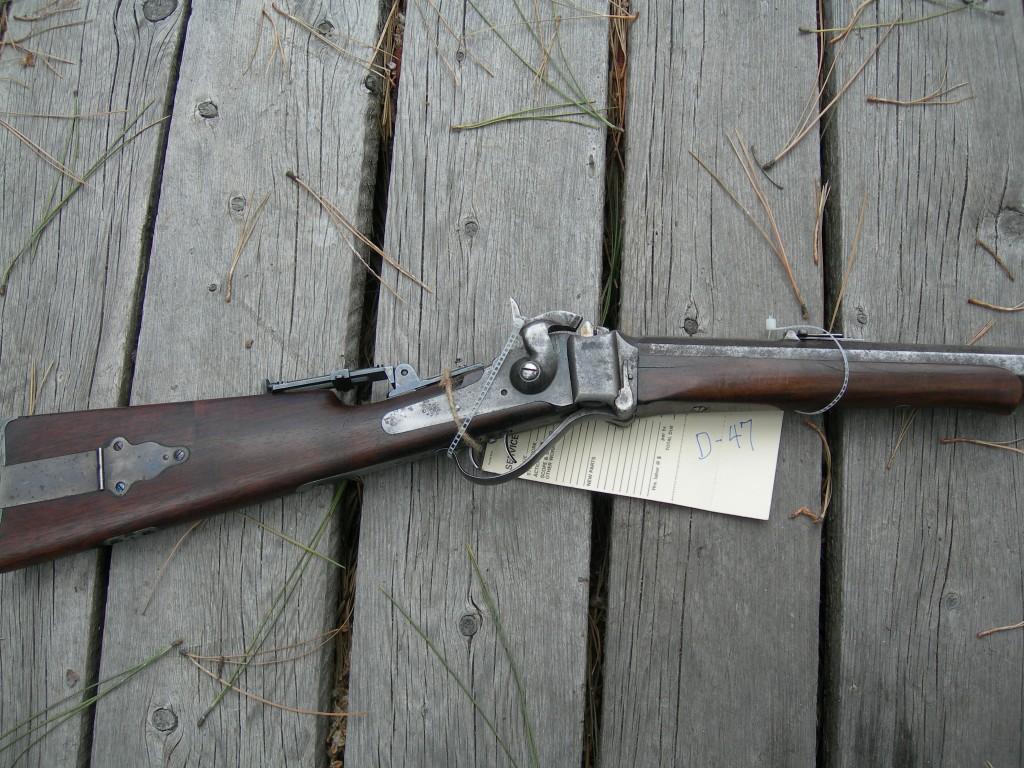 Sharps 1874