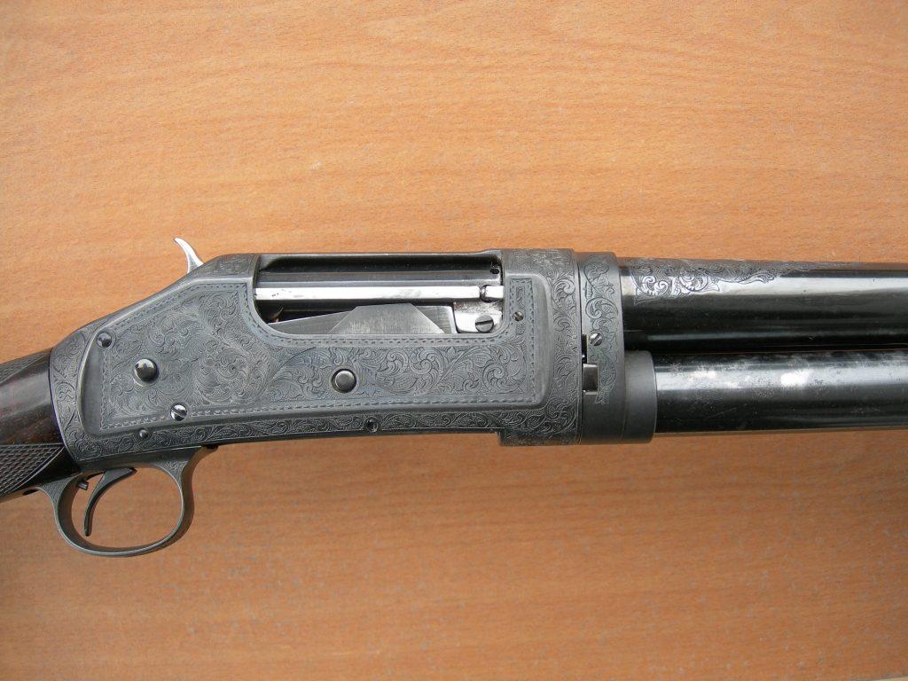 Winchester 97 Shotgun
